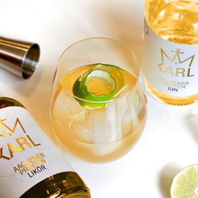 Der Oecher Mule - Ein Cocktail für Aachen, der Oecher Mule