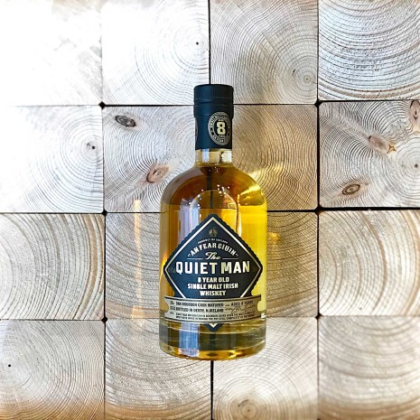 Quiet Man Single Malt Irish Whiskey 8 Jahre / 0.7l / 40%