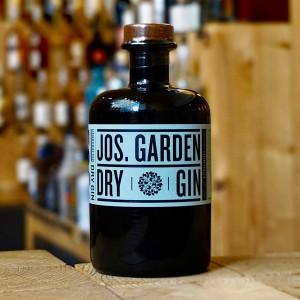 Jos. Garden Dry Gin / Bio / 0.5l / 44%
