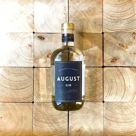 August Gin / 0.7l / 43%