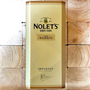Nolets Dry Gin The Reserve / 52,30%