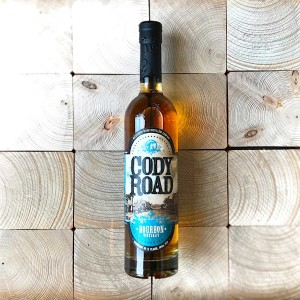 MRDC Cody Road Bourbon / 45%