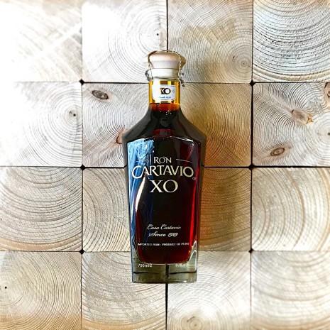 Cartavio Rum XO 18 Jahre Solera / 0.7l / 40%