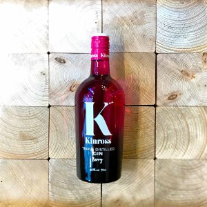 Kinross Triple Distilled Gin Berry / 0.7l / 40%