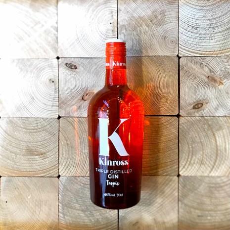 Kinross Triple Distilled Gin Tropic / 0.7l / 40%