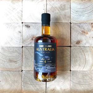 Cane Island Australia Single Estate Rum 4 Jahre / 0.7l / 43%