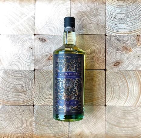 JOBIC Yeun Elez Peated Breton Single Malt Whisky / 0.7l / 46%
