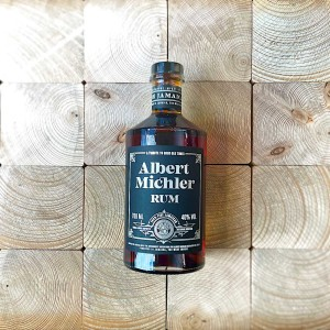 Michlers Jamaican Artisanal Dark Rum / 0.7l / 40%