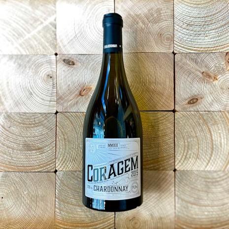 2019 CORAGEM Vinho Branco Chardonnay