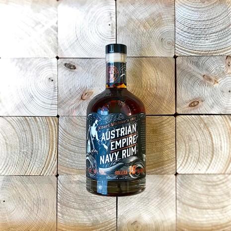 Albert Michler`s Austrian Empire Navy Rum Solera 18 Jahre / 0.7l / 40%