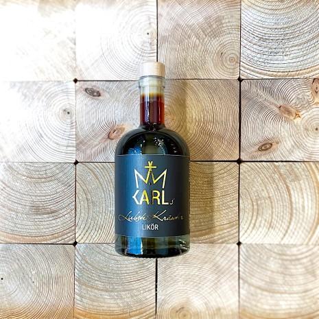 Karls liebste Kräuter Likör / 0.5l / 35%