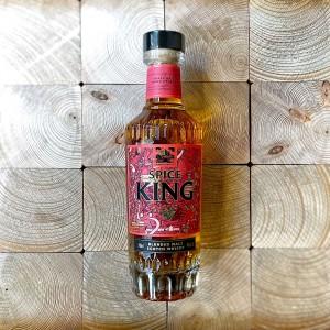 SPICE KING Blended Malt Scotch Whisky / 0.7l / 46%