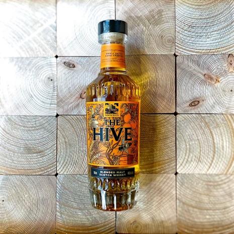 THE HIVE Blended Malt Scotch Whisky / 0.7l / 46%